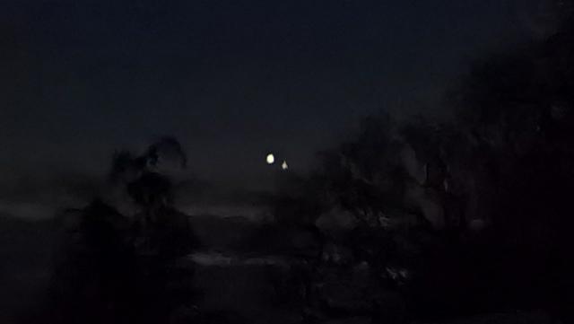 UFO filmed in Pentyrch
