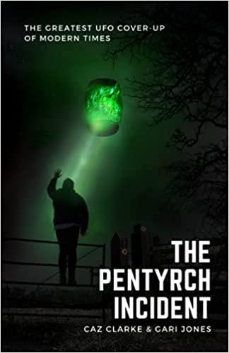 Pentyrch Incident book